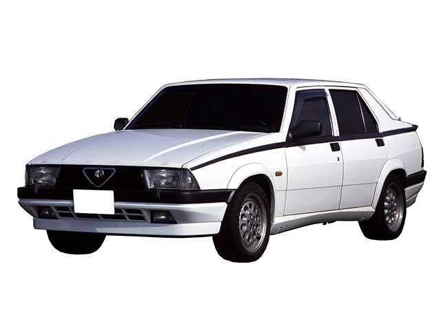 アルファロメオ アルファ75 | 1987.1 - 1992.12