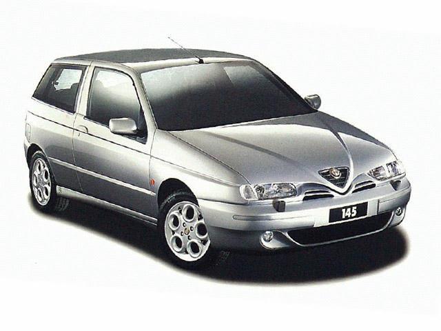 アルファロメオ アルファ145   1996.9 - 2001.9
