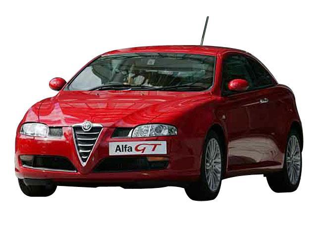 アルファロメオ アルファGT   2004.6 - 2012.4
