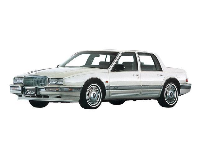 キャデラック セビル | 1989.10 - 1991.12