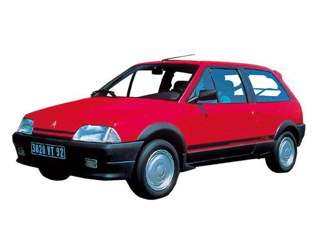 シトロエン AX   1989.8 - 1996.12
