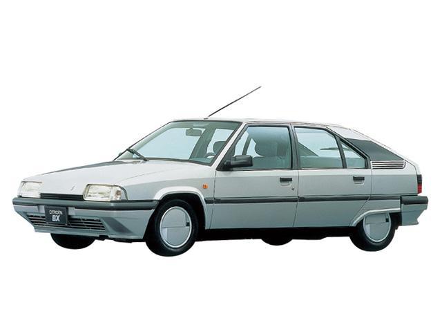 シトロエン BX   1989.9 - 1993.12