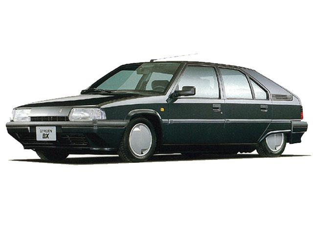 シトロエン BXブレーク   1991.10 - 1993.12