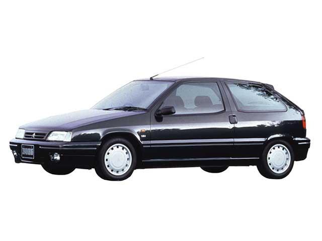 シトロエン ZXクーペ   1994.10 - 1998.2