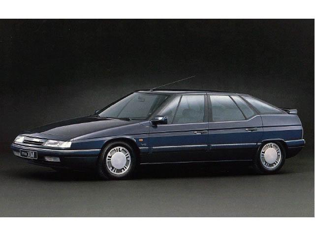 シトロエン XM   1990.10 - 2002.3