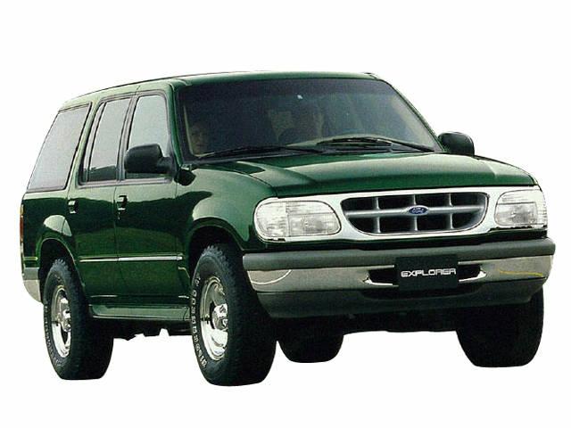 フォード エクスプローラー   1990.11 - 2001.7
