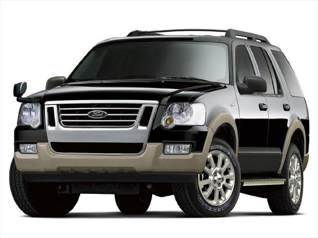 フォード エクスプローラー   2001.8 - 2011.4