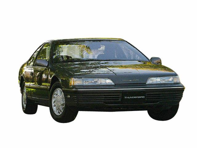 フォード サンダーバード   1989.11 - 1993.12