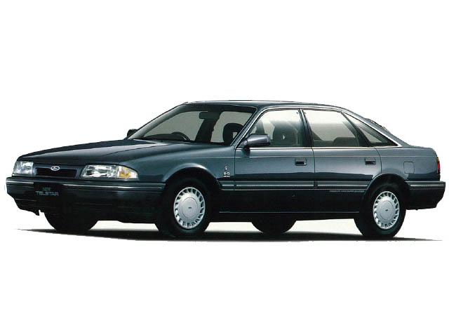フォード テルスターTX5 | 1987.5 - 1991.9