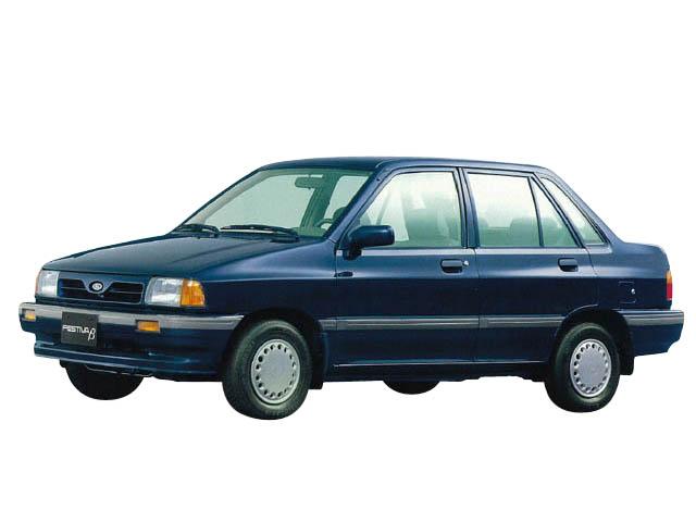 フォード フェスティバセダン | 1992.7 - 1992.12