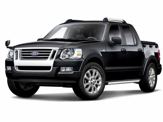 フォード エクスプローラースポーツトラック   2007.6 - 2012.12