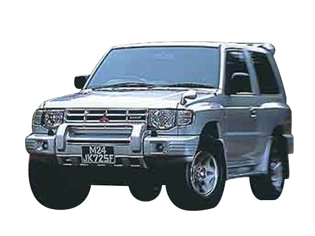 三菱 パジェロ   1991.1 - 1999.8