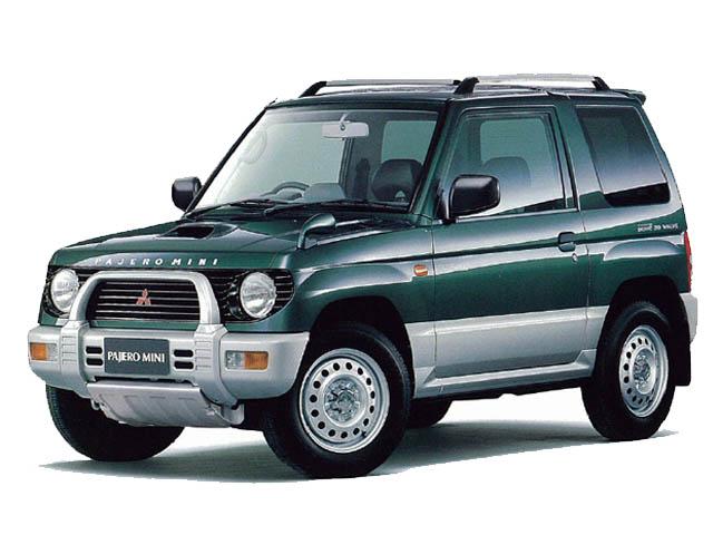 三菱 パジェロミニ | 1994.12 - 1998.9
