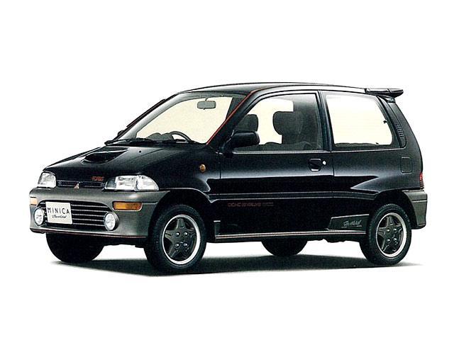 三菱 ミニカ | 1989.1 - 1993.8