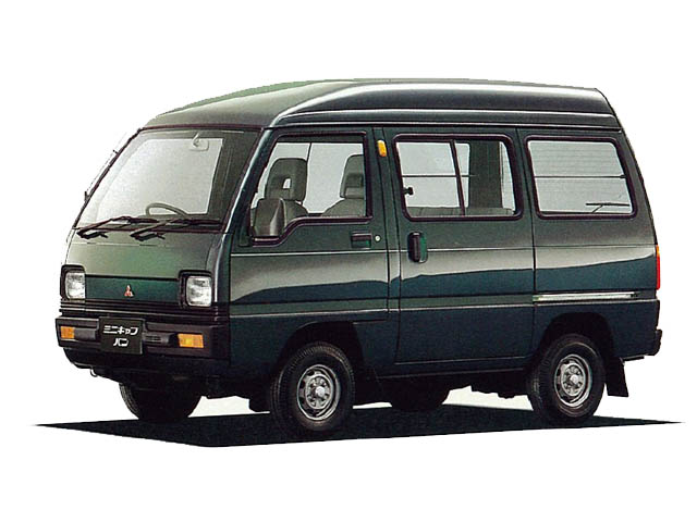 三菱 ミニキャブバン   1990.2 - 1990.12