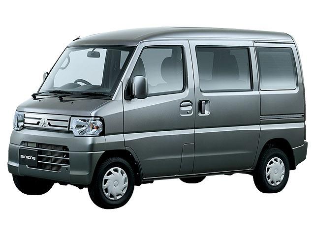 三菱 ミニキャブバン   1999.1 - 2014.1
