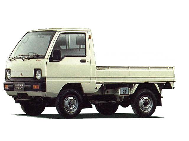 三菱 ミニキャブトラック   1990.2 - 1990.12
