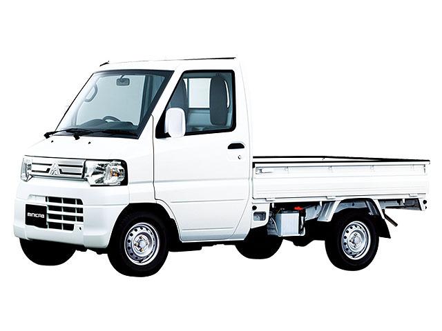 三菱 ミニキャブトラック   1999.1 - 2014.1