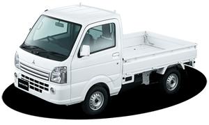三菱 ミニキャブトラック   2014.2 -