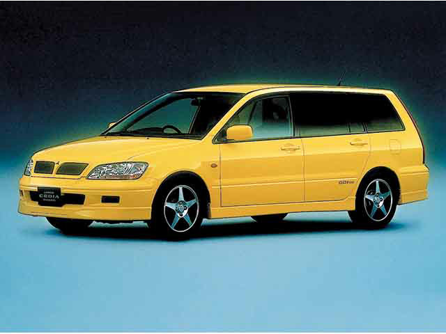 三菱 ランサーセディアワゴン   2000.11 - 2003.1