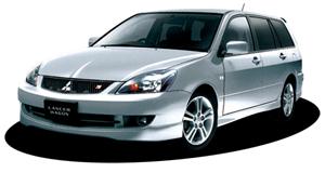 三菱 ランサーワゴン   2003.2 - 2007.6