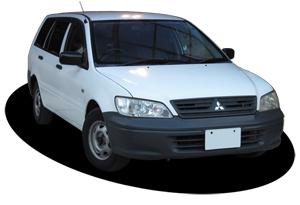 三菱 ランサーカーゴ   2003.1 - 2008.11