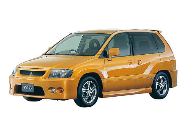 三菱 RVR | 1997.11 - 2002.8