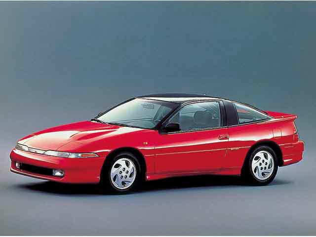三菱 エクリプス | 1990.2 - 1995.5