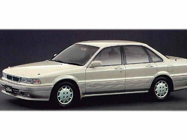 三菱 エテルナサバ   1989.10 - 1992.4