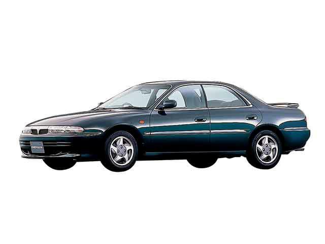 三菱 エメロード | 1992.10 - 1996.7