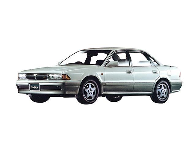 三菱 シグマ | 1990.11 - 1994.12