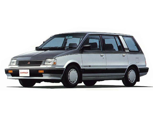 三菱 シャリオ | 1989.8 - 1991.4