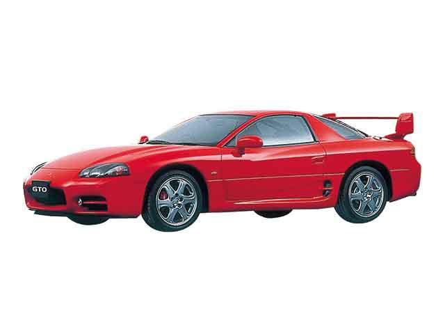 三菱 GTO   1990.10 - 2001.8