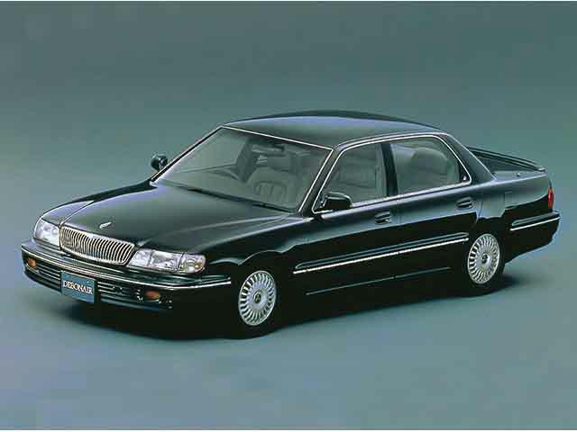 三菱 デボネア | 1992.10 - 1999.10