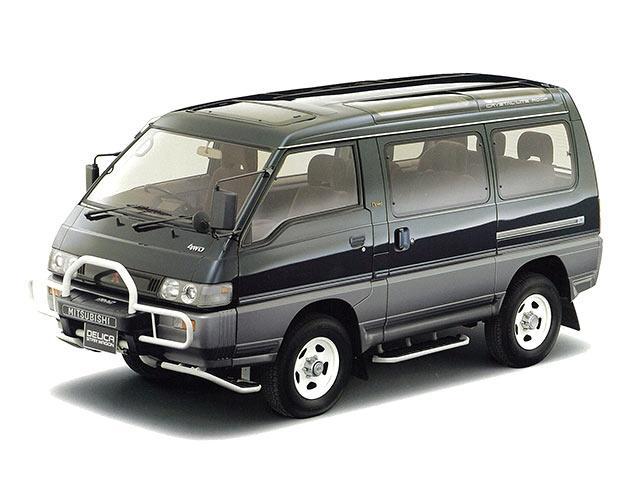 三菱 デリカスターワゴン   1989.8 - 1999.9
