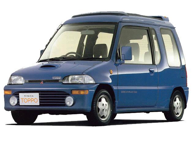 三菱 ミニカトッポ   1990.2 - 1993.8