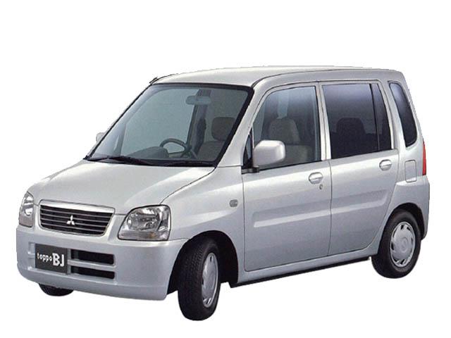 三菱 トッポBJ   1998.10 - 2003.7