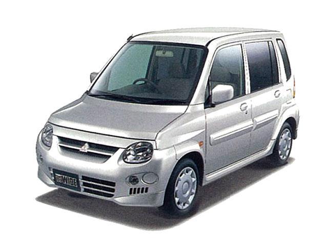 三菱 トッポBJワイド | 1999.1 - 2001.12