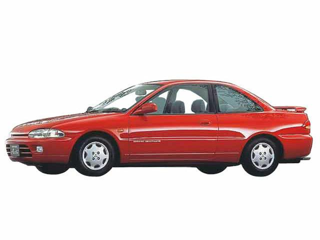 三菱 ミラージュアスティ | 1993.5 - 1995.11