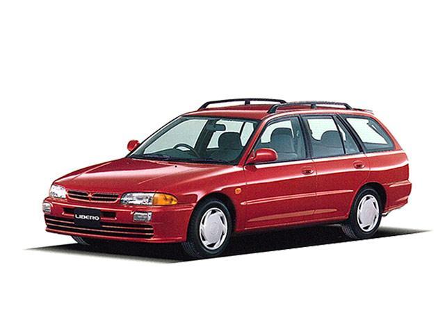 三菱 リベロ   1992.5 - 2000.3