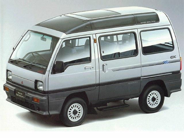 三菱 ミニキャブブラボー   1989.1 - 1990.12