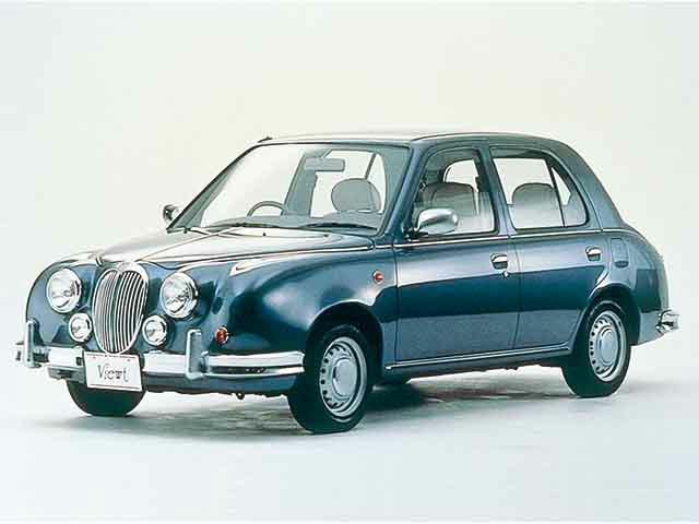 光岡自動車 ビュート | 1993.1 - 2005.8