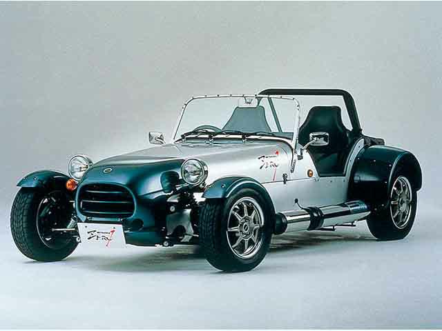 光岡自動車 ゼロ1   1994.1 - 2000.7