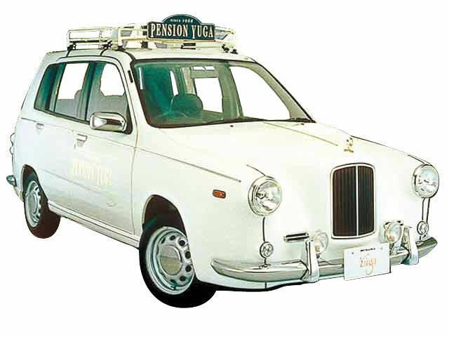 光岡自動車 ユーガ | 2000.5 - 2002.9