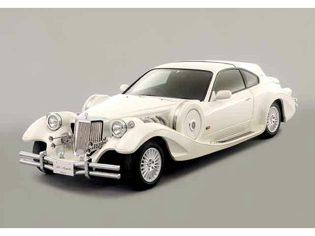 光岡自動車 ラセード   2000.11 - 2000.12
