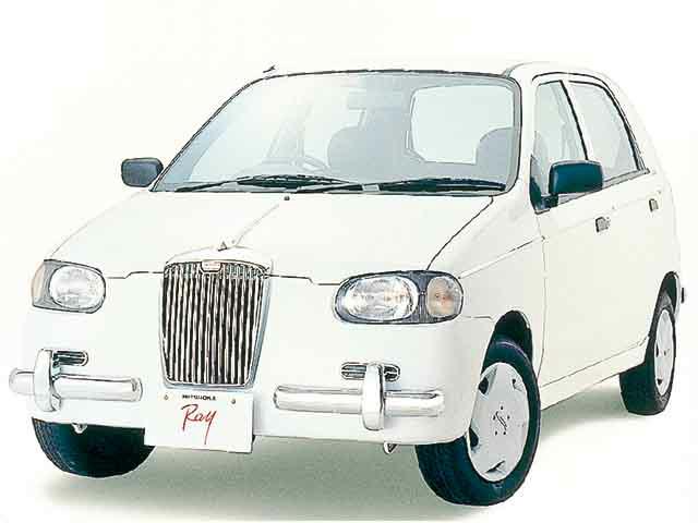 光岡自動車 レイ   1999.9 - 2002.5
