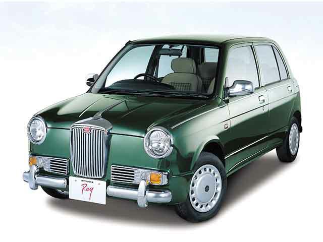 光岡自動車 レイ   2002.6 - 2004.9
