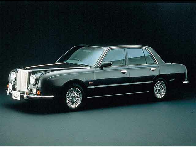 光岡自動車 ガリューI   1999.12 - 2001.8